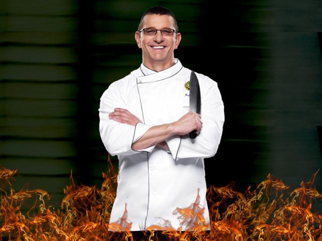 Chef Robert Irvine - Celebrity Chef